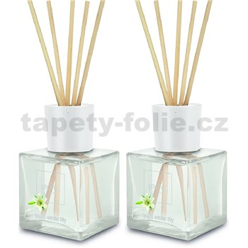 Bytová vôňa IPURO Essentials white lily set 2x50ml