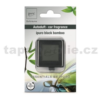Vôňa do auta Car line 18g black bamboo POSLEDNÉ KUSY