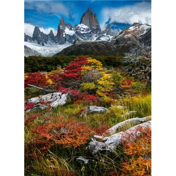 Vliesové fototapety Argentínsky chalten rozmer 184 x 254 cm