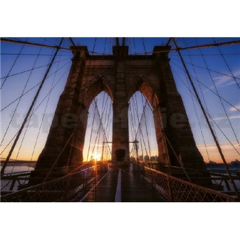Fototapety Brooklynský most rozmer 368 x 254 cm