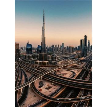 Vliesové fototapety Dubaj rozmer 184 x 254 cm