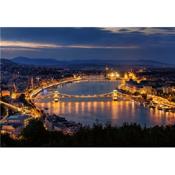Fototapety Budapešť rozmer 368 x 254 cm