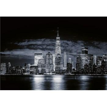 Vliesové fototapety panoráma Manhattanu rozmer 368 x 254 cm