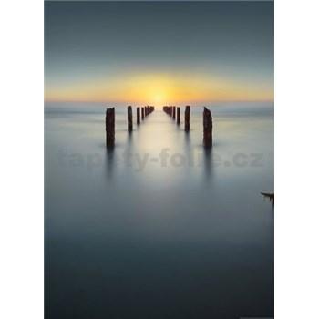 Vliesové fototapety nekonečné more rozmer 184 x 254 cm