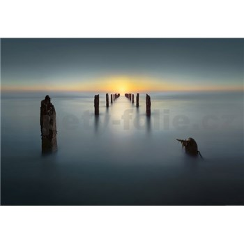 Fototapety nekonečné more rozmer 368 x 254 cm