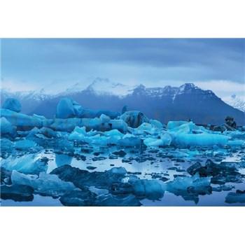 Vliesové fototapety Island rozmer 368 cm x 254 cm