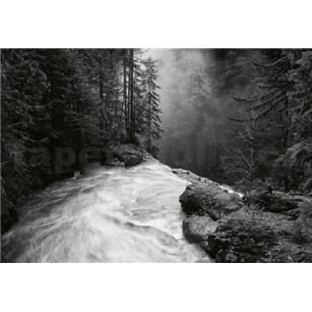 Fototapety vodopád rozmer 368 x 254 cm