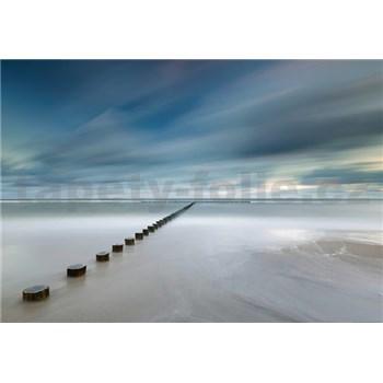 Fototapety pobrežie v Polsku rozmer 368 x 254 cm