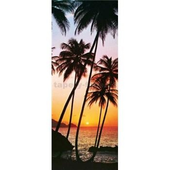 Fototapety Sunny Palms, rozmer 86 x 200 cm