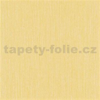 Papierové tapety na stenu X-treme Colors - štruktúrovaná žltá