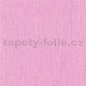 Papierové tapety na stenu X-treme Colors - štruktúrovaná ružová
