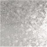 Statická tapeta transparentná Splinter - 67,5 cm x 1,5 m (cena za kus)