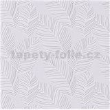 Vliesové tapety na stenu IMPOL Paradisio 2 listy sivo-biele