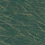 Vliesové tapety na stenu IMPOL Factory 4 mramor smaragdovo zelený so zlatým žíháním