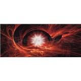 Vliesové fototapety vesmírny Twist rozmer 250 cm x 104 cm