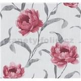 Tapety na stenu Graziosa kvety červené