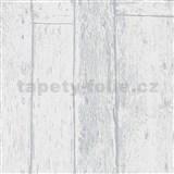 Vliesové tapety na stenu Imagine drevený obklad sivý