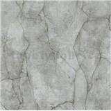 Vliesové tapety na stenu IMPOL Imitations 2 mramor sivý