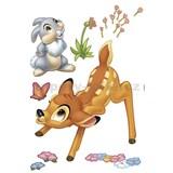 Samolepky na stenu Disney Bambi rozmer 50 cm x 70 cm