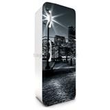Samolepiace tapety na chladničku Boston rozmer 180 cm x 65 cm