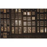 Luxusné vliesové fototapety Amsterdam - sépia, rozmer 418,5 x 270cm