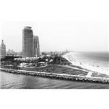 Luxusné vliesové fototapety Miami - farebné, rozmer 418,5 x 270cm