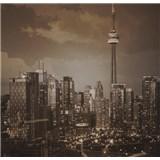 Luxusné vliesové fototapety Toronto - farebné, rozmer 279 x 270cm