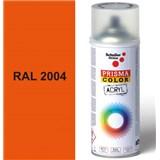 Sprej oranžový 400ml, odtieň RAL 2004 farba oranžová