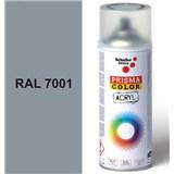 Sprej sivý 400ml, odtieň RAL 7001 farba strieborno sivá