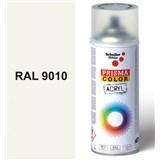 Sprej biely 400ml odtieň RAL 9010 farba biela