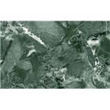 Samolepicí tapety mramor Arezzo zelený - metráž, šírka 67,5 cm, návin 15m,