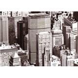 Samolepiace tapety mrakodrapy 45 cm x 15 m