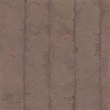 Vliesové tapety na stenu Avalon omietkovina v pruhoch medená
