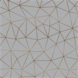 Samolepiaca fólia d-c-fix Tico zlatý - 45 cm x 15 m