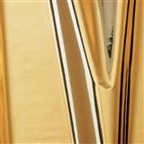 Samolepiace tapety zlatá lesklá, metráž, šírka 67,5 cm, návin 15m,