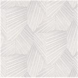 Vliesové tapety na stenu Elle Decoration Art-Deco krémovo-hnedé