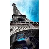 Vliesové fototapety Eiffelova veža rozmer 150 cm x 250 cm