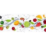 Vliesové fototapety ovocie rozmer 375 cm x 150 cm