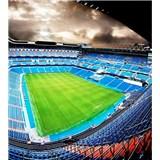 Vliesové fototapety futbalový štadión rozmer 225 cm x 250 cm