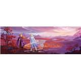 Fototapety Disney Frozen II panoráma rozmer 368 cm x 127 cm