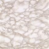 Samolepiace tapety - mramor béžový Carrara 67, 5 cm x 15 m