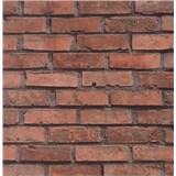 Samolepiace tapety tehlová stena - 45 cm x 15 m