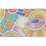 Samolepiace tapety transparentné Nimes , metráž, šírka 67,5cm, návin 15m,
