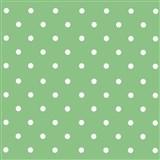 Samolepiace fólie bodky zelené - 45 cm x 15 m
