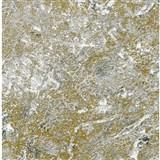 Samolepiace fólie mramor zlatý - 45 cm x 15 m