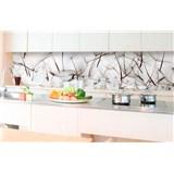 Samolepiace tapety za kuchynskú linku lietajúce púpavy rozmer 350 cm x 60 cm