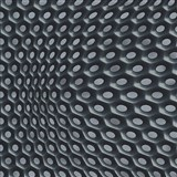 Vliesové tapety na stenu Harmony in Motion by Mac Stopa moderné 3D sivo-čierny