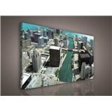 Obraz na stenu veľkomesto 75 x 100 cm
