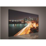 Obraz na stenu Brooklyn Bridge 75 x 100 cm