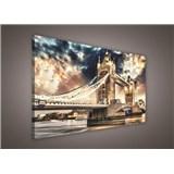 Obraz na stenu Tower Bridge 75 x 100 cm